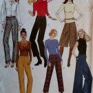 Misses Pants & Culottes  McCall's 3345 Patttern, Sz 14 16 18, UNCUT