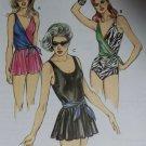 Vintage Kwik Sew 1429 Swimsuit pattern, size 16 18 20 22, SEALED