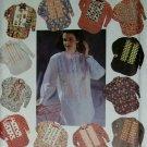 Simplicity 8260 Misses' Tuxedo Shirt & Bow tie  Pattern, Size 6-24 UNCUT