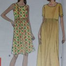 Simplicity 8190  Easy Misses' Knit Dress Pattern, Size 6-24 UNCUT