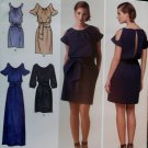 Cynthia Rowley Design Misses' Dress, Simplicity 2406 Pattern, Sz 6 to 14, UNCUT