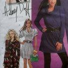 McCalls M5699 Pattern, Hilary Duff Misses Dresses, Sz 4-12 UNCUT