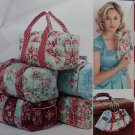 Clutch, Overnight Bag & Luggage Tag Simplicity 2274 pattern, OS, Uncut