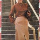 Misses Easy Skirt Butterick 6883 Pattern, Size 10, UNCUT