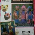 Simplicity 9222 Childrens Monsters and Masks Pattern, Size 3 4 5 6 7 8, Uncut