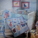 Barn Yard baby's Room Butterick 5060 Pattern, Uncut