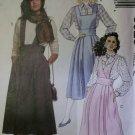 1980s Misses Jumper McCalls 3920 Pattern, Size 12 Bust 34, Uncut