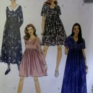OOP McCalls 7325 Misses' Dresses in 2 lengths Pattern,  Sz 4 6 8, Uncut