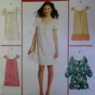 McCalls M 5622 Womens Lined Dresses, Pattern, Plus Size 18W to 24W, Uncut
