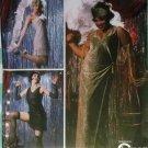 Simplicity 5400 Misses Flapper Dresses Costume Pattern, Size 6 8 10 12, Uncut
