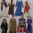 Mccalls M5905 Childs Passion Play Costumes, Sizes 3 to 6, UNCUT