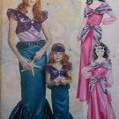 McCalls M5498 Misses Mermaid and Princess Costumes, Sz 8 to 22, Uncut