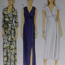 Butterick B 5847 Sewing Pattern, Misses' Dress, Plus Size 14-16-18-20-22, UNCUT