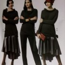 Butterick B 5858 Sewing Pattern, Misses' Top, Skirt and Pants, Size 6 8 10 12 14, UNCUT
