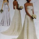 Butterick B 5325 Sewing Pattern, Misses' Bride Dress, Plus Size 14 16 18 20 22, UNCUT