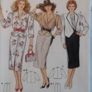 Burda 6399 Sewing Pattern Misses Jacket Skirt ,  Plus Size 8 10 12 14 16 18 20, Sealed