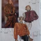Burda 4958 Sewing Pattern Misses Jacket Coat,  Plus Size 12 14 16 18 20 22, Sealed