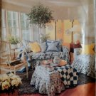 OOP Better Homes and Gardens Furniture Covers Butterick 4592 Pattern, Uncut