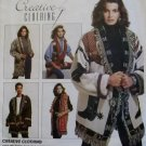 Misses Creative Clothing Jacket and Vest McCall's 6868 Sewing Pattern , Sz 6 to 16, Uncut