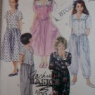 Child's Dress, Jumpsuit McCalls 5340 Sewing Pattern , size 4 5 6, Uncut