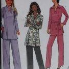 Butterick B 4296 Misses Tunic, Belt, Pants Pattern, Plus Sz 16-18, 20-22, Uncut