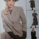 McCall's 8096 Jones of New York Misses' lined jacket, top, pants and pull-on skirt, size 10 Uncut