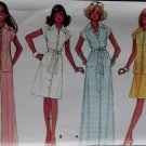 Vintage McCall's 4992 Misses' Dress or Jacket, Skirt & Pants Pattern, Size 12, Uncut