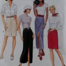 Easy Misses Skirt in 2 lengths McCalls 8280 Sewing Pattern, Size 14 16 18, Uncut