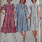 Misses' Loose fit pullover Dress Butterick 4198 Pattern, Size 6, Uncut