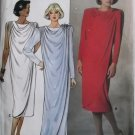 Vintage Butterick 3021 Misses' Dress Pattern, Size 12, Uncut