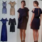 Cynthia Rowley Design Misses' Dress, Simplicity 2406 Pattern, Sz 14 to 22, UNCUT