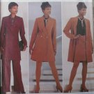 Misses Jacket Skirt & Pants Butterick 3687 Pattern, size 12 14 16, Uncut