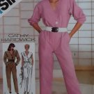 Simplicity 6268 Misses Jumpsuit 2 lengths & sash Pattern, Sz 10, 12, 14, Uncut