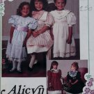 McCalls 5190 Pattern, Child&#39;s Alicyn Design Dresses, Size 4, 5, 6,  Uncut