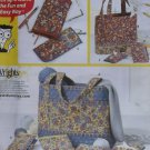 Simplicity 5598 Sewing Pattern Sewing for Dummies Bags and accessories, Uncut