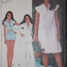 Rare Simplicity 5532 Womans Dress or Top & Pants or Shorts, Half size 20 1/2, Uncut