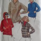 Vintage Butterick 5628 Misses' Top or Jacket Pattern, Size 8, Uncut