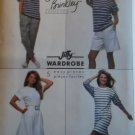 Misses' Dress, Top, Pants, Shorts and Skirt Simplicity 9112 Pattern Plus Size XL, UNCUT