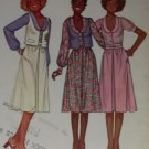 McCall's 5978 Annie Too Blouse Skirt Vest Pattern, Size 10, UNCUT
