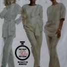 Easy McCalls 4591  Misses' Tunic Top Sash & Pants Pattern, Size 14 16, Uncut