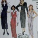 Misses Wrap Dress & Jumper McCall's 6704 Patttern, Sz 14 16 18, UNCUT