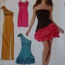 Create it!  Misses Dresses Gowns McCalls M 6740 Pattern, Plus Size 12 To 20, Uncut