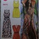 Easy McCalls M 6744 Misses Dress Pattern, Plus Size 16/18 20/22 24/26 , uncut