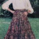 Butterick 6222 Pattern, Misses' Skirt, Size 12, UNCUT