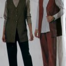Easy McCalls 9432 Patterns Misses' Vest, Top & Pants, Sizes 8, 10, 12, 14, UNCUT