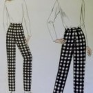 Vogue 1003 Misses Fitting Shell Pants Slacks  Pattern  Size 14  UNCUT
