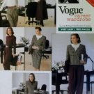 Easy Misses Jacket, Blouse, Skirt &  Pants Vogue 2329 Sewing Pattern, Size 6 8 10, UNCUT