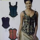 Butterick B5662 Pattern, Making History Misses' Corsets, Sz 14 to 20, UNCUT