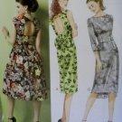 Misses Dress Butterick B 5919 Pattern, Plus Size 14 To 22, Uncut