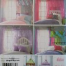 Simplicity 4205 Simply Teen Room Accessories Pattern, Uncut
